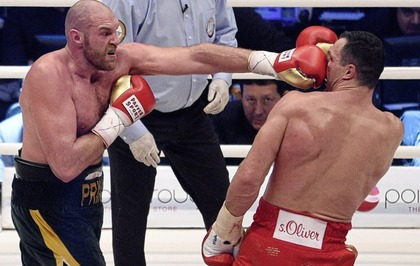 Trainer Banks knew Wladimir Klitschko would lose to Tyson Fury - The