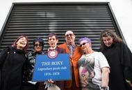 Blue plaque honour for London punk venue The Roxy
