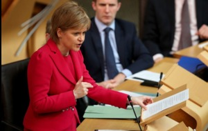 Scottish independence vote 'next step's not expected until after General Election
