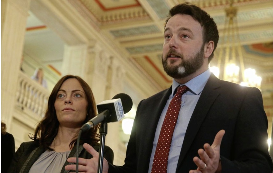 Brian Feeney: Colum Eastwood in desperate bid to save SDLP seats