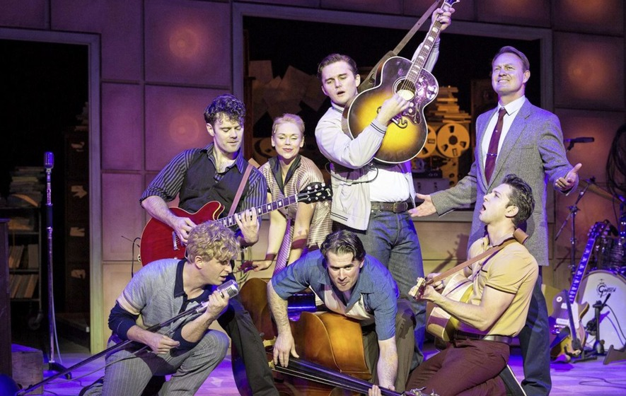 Review: Million Dollar Quartet will have you rockin' round the clock at the GOH