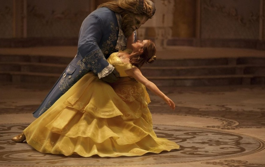 Beauty And The Beast in top 20 biggest films ever at UK box office