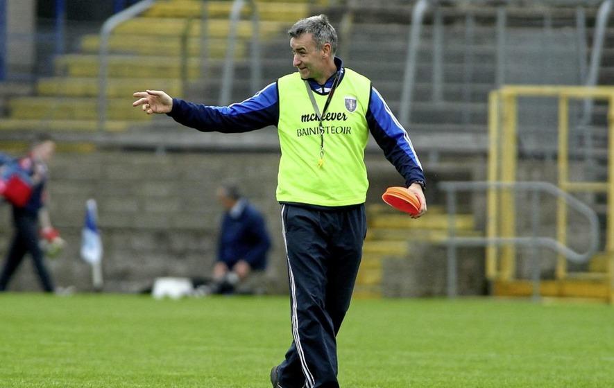 Cavan's attacking plan will take time says McGleenan