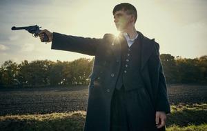 Fans go celeb spotting as Cillian Murphy films Peaky Blinders in Manchester
