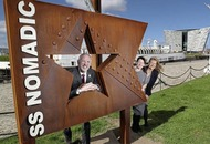 Record numbers for SS Nomadic - 106 years after launch