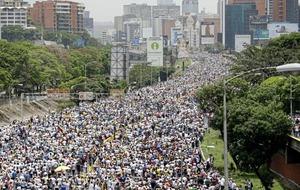 Venezuela's chief prosecutor denounces wave of unrest that has left 26 dead