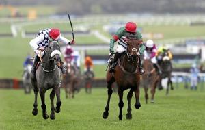 Faster ground can help Unowhatimeanharry reverse Cheltenham form