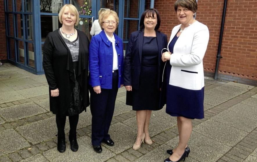 Arlene Foster: 'Irish language should not be stumbling block to setting up Executive'