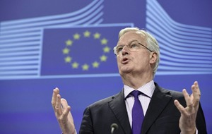 EU's chief Brexit negotiator Michel Barnier could address the Oireachtas