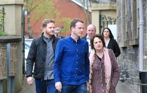 Martin McGuinness's sons to attend memorial Mass for father in Washington