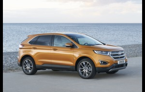 Does Ford's Edge SUV make the cut?