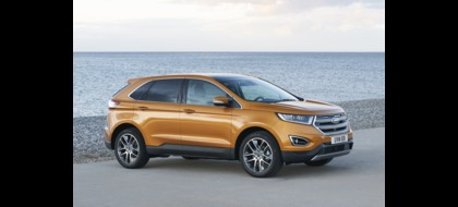 Does Fords Edge Suv Make The