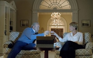 First look at: House of Cards series five on Netflix