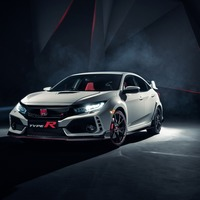Incoming: Honda Civic Type R