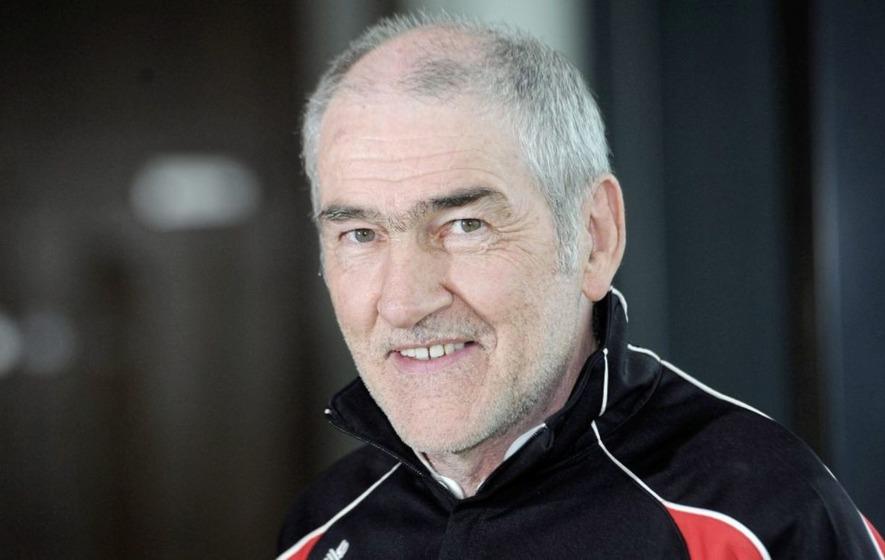 The Open University honours Mickey Harte