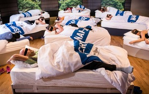 David Lloyd launches 45-minute sleeping class aimed at exhausted parents