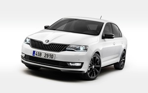 Skoda quick off the mark with Rapid updates