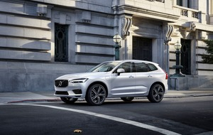 New Volvo XC60 takes on Audi Q5 and Jaguar F-Pace