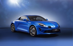 French aim for Porsche with long-awaited Alpine A110 sports car