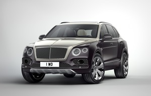 Bentley builds world's most luxurious and fastest SUV
