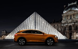 DS brings haute couture to the SUV class