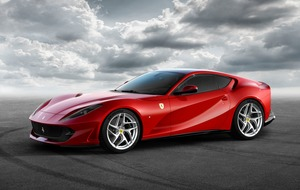 This Ferrari isn't just fast, it's Superfast