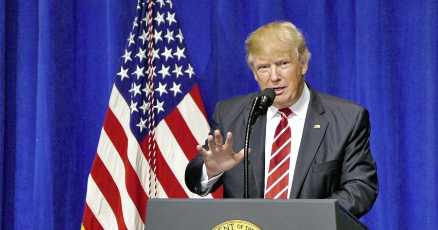 Donald Trump 'has no intention' of releasing his tax returns, says US ...