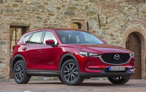 Sharper looks and improved refinement for Mazda's keenly-priced new CX-5