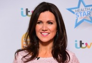 Susanna Reid cut short as cameraman crashes into GMB set