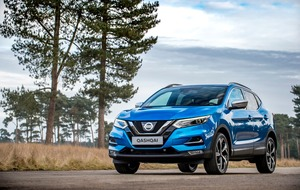 Nissan gives Qashqai 10th birthday facelift