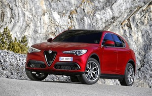 Alfa Romeo Stelvio should be hard to pass