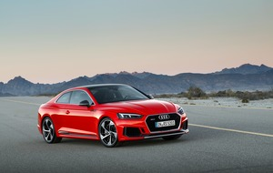Incoming: Audi RS5