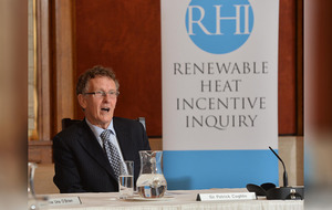 RHI inquiry has already served 125 notices demanding documents, says chairman