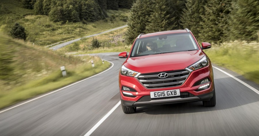 Hyundai pips ford as our favourite car in april but sales for Hyundai motor finance number