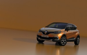 Incoming: Renault Captur