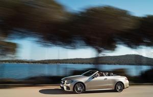 Incoming: Mercedes-Benz E-Class cabriolet