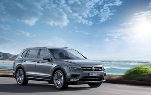Incoming: Volkswagen Tiguan Allspace