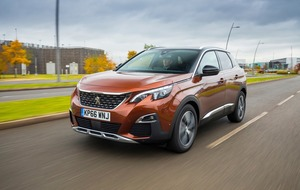 Peugeot 3008 named Car of the Year 2017