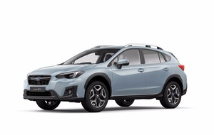 Incoming: Subaru XV