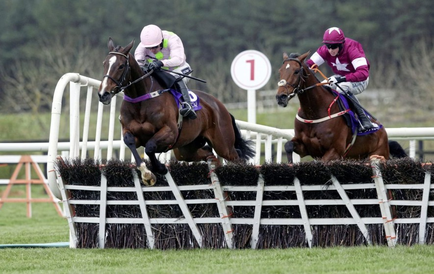 Vroum Vroum Mag can prove her Champion class at Punchestown