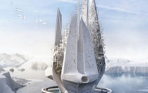 Concept skyscraper competition gives a glimpse of the possible future of architecture