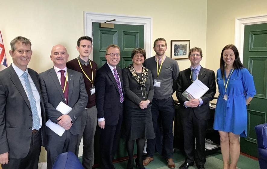 Arlene Foster is genuflecting to 'Irish language brigade', says TUV leader Jim Allister