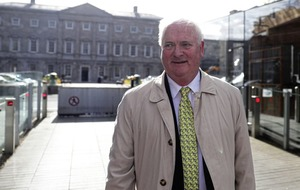 Irish must do everything we can to stop Brexit says John Bruton