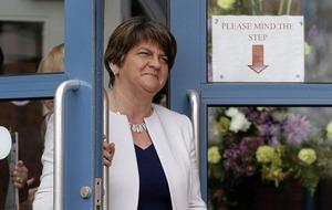 Tom Kelly: Arlene Foster making genuine attempt to build bridges