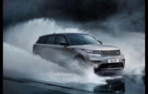 Range Rover makes a splash with all-new Velar