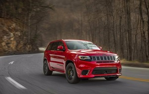 Jeepers, that's fast - Jeep Grand Cherokee Trackhawk taunts Ferraris