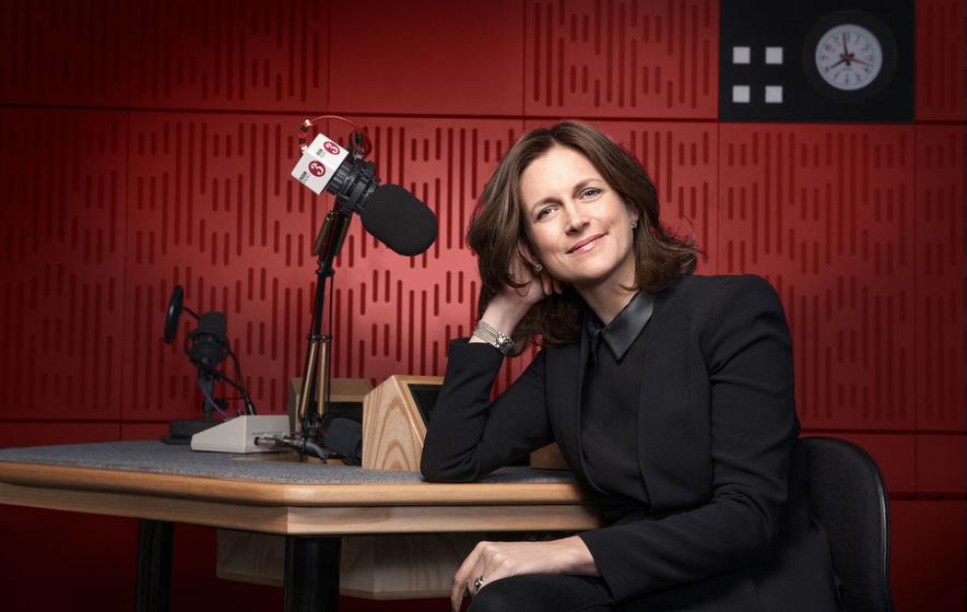 Katie Derham to front new BBC Radio 3 dance series