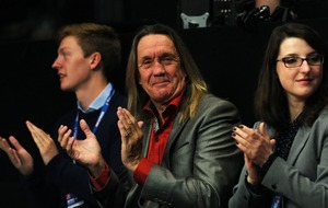 147 - the number of the break for Iron Maiden's world snooker superfan