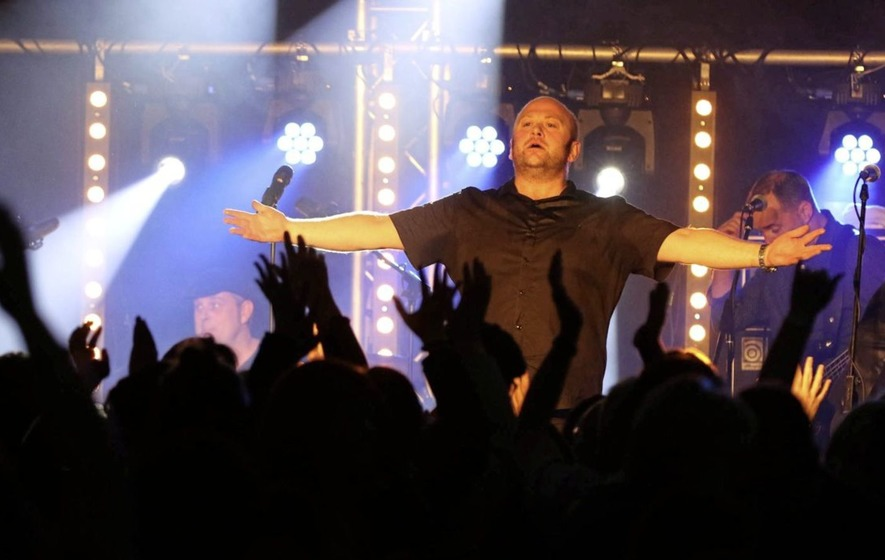 The Commitments star Andrew Strong answers 20 questions on health and fitness