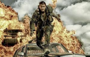 Tom Hardy: vigilante, actor, dog lover, legend